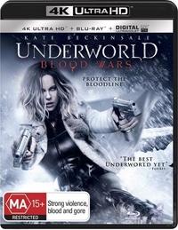 Underworld: Blood Wars DVD