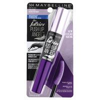 Maybelline The Falsies Push Up Angel Waterpoof Mascara (Very Black)