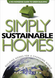 Simply Sustainable Homes by Tim Pullen image