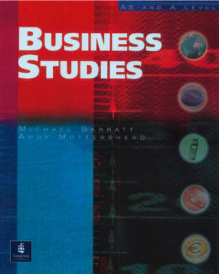 A Level Business Studies Students Book Paper by Michael Barratt image