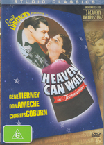 Heaven Can Wait (Studio Classics) on DVD