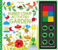 Rubber Stamp Activities Garden by Fiona Watt