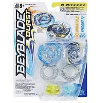 Beyblade: Burst - Jormuntor J2 and Fengriff F2 Duo Pack