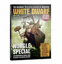White Dwarf: January 2018