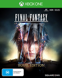 Final Fantasy XV: Royal Edition for Xbox One