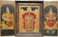 Thanjavur's Gilded Gods by Anna L. Dallapiccola