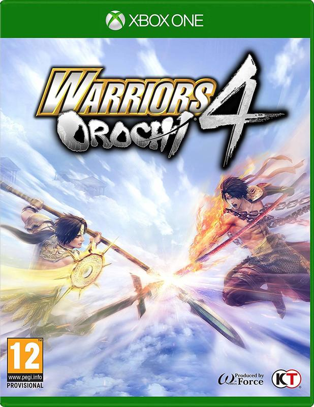 Warriors Orochi 4 for Xbox One