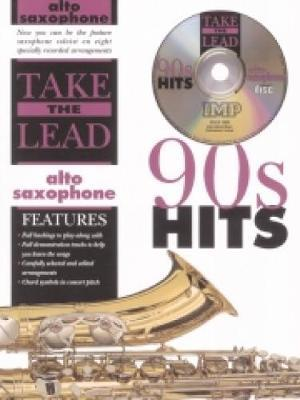 Take the Lead. 90s Hits (asax/CD)