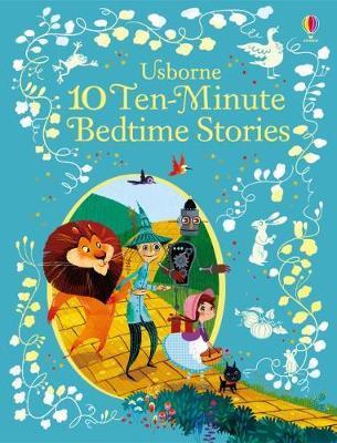 10 Ten-Minute Bedtime Stories by Various ~