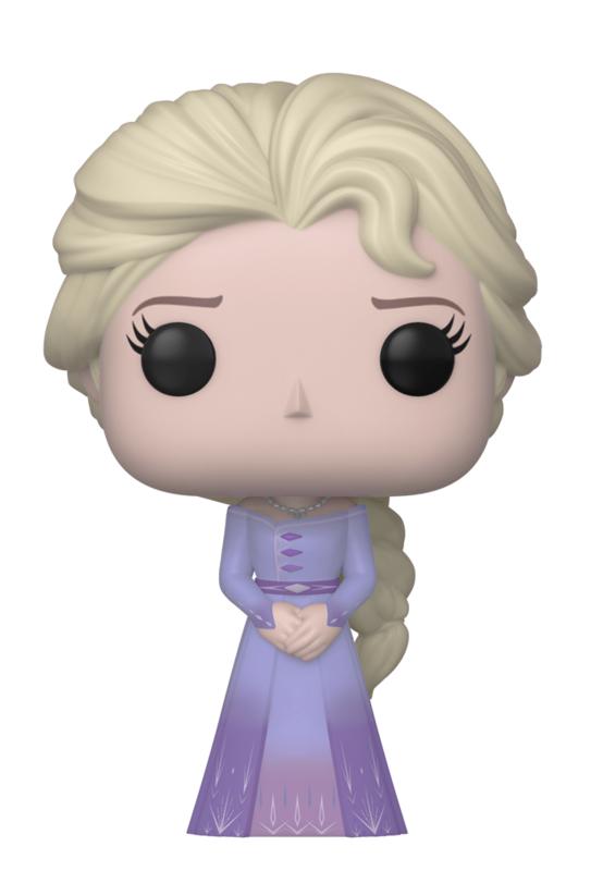 Frozen 2: Elsa (Royal Dress) - Pop! Vinyl Figure