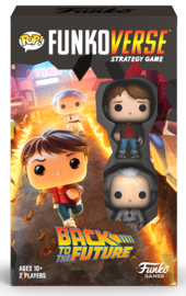 Funkoverse: Back to the Future - Expandalone Game (2-Pk) image