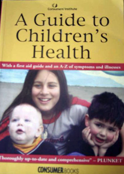 A Guide to Children's Health by Consumer's Institute image