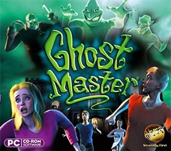 Ghost Master (Jewel case packaging) for PC Games