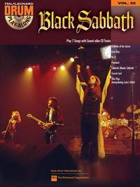 Black Sabbath: Drum Play-Along Volume 22 image