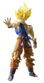 S.H.Figuarts: DBZ: Super Saiyan Son Goku (Super Warrior Awakening Ver) Figure