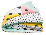 General Eclectic Duvet Cover - Pebbles