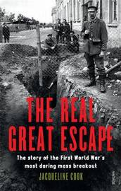 The Real Great EscapeMass Breakout by Jacqueline Cook