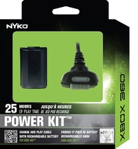 Nyko Xbox 360 Power Kit for Xbox 360