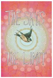 Papaya Multi-purpose Card - The Sky's The Limit (Small)