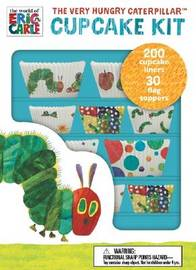 Very Hungry Caterpillar Cupcake Kit