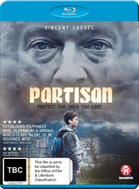 Partisan on Blu-ray