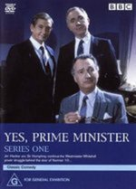 Yes Prime Minister - Series 1 on DVD