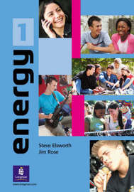 Energy 1 Students' Book plus notebook by Steve Elsworth