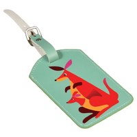 Rex Luggage Tag (Kangaroo)