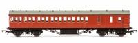 Hornby: BR Ex-LMS Suburban Non-Corridor Third Class Brake Coach 'M20736M'