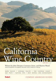 California Wine Country by Fodor Travel Publications image