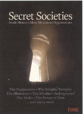 Time: Secret Societies by Kelly Knauer image