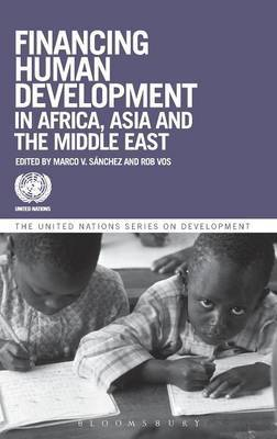 Financing Human Development in Africa, Asia and the Middle East by Rob Vos