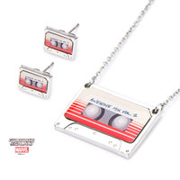 Guardians of the Galaxy: Mix-Tape - Pendant & Earrings Set