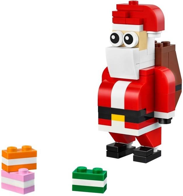 LEGO: Jolly Santa (30478)