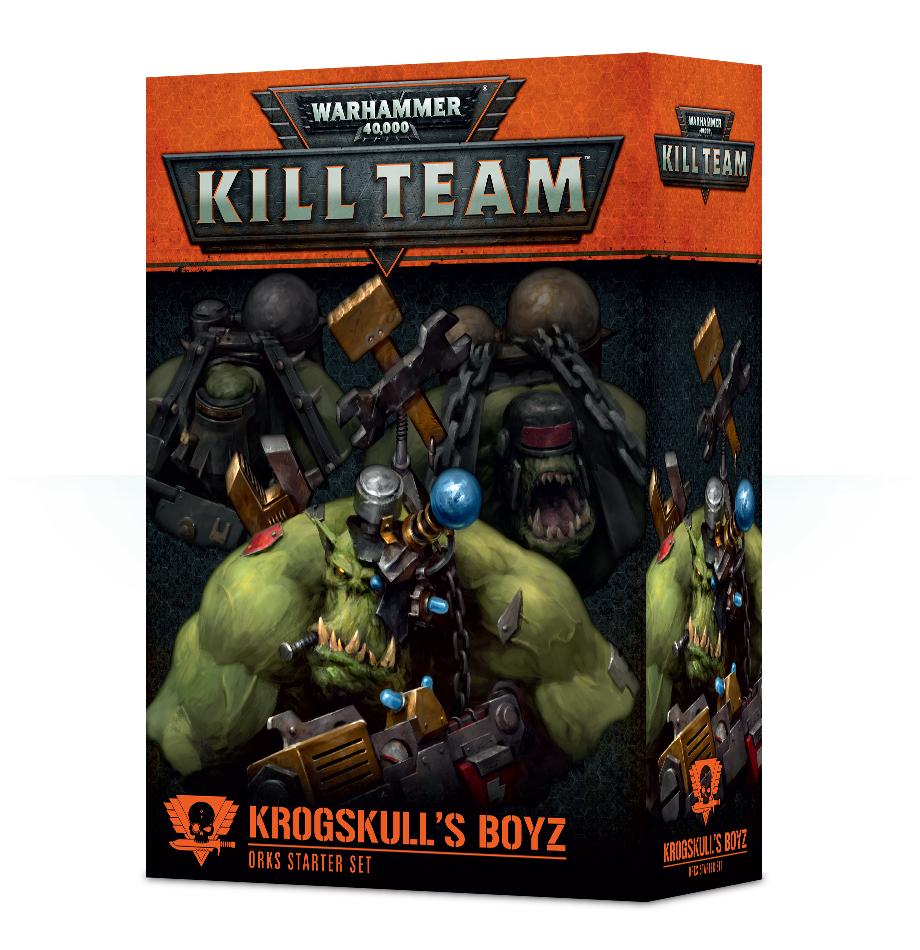 Warhammer 40,000: Kill Team - Krogskull's Boyz image