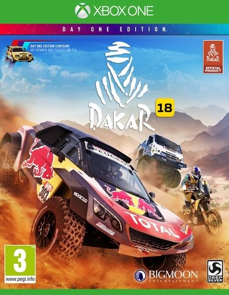 Dakar 18 Day One Edition for Xbox One