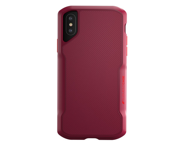 Element Case: Shadow for iPhone XS Max - Red