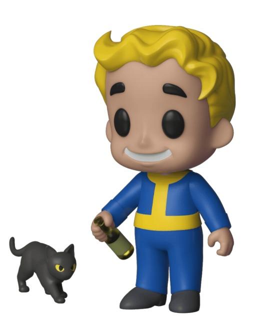 Fallout: Vault Boy (Luck) - 5-Star Vinyl Figure