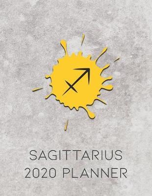 Sagittarius 2020 Planner | Mike Planners Book | In-Stock