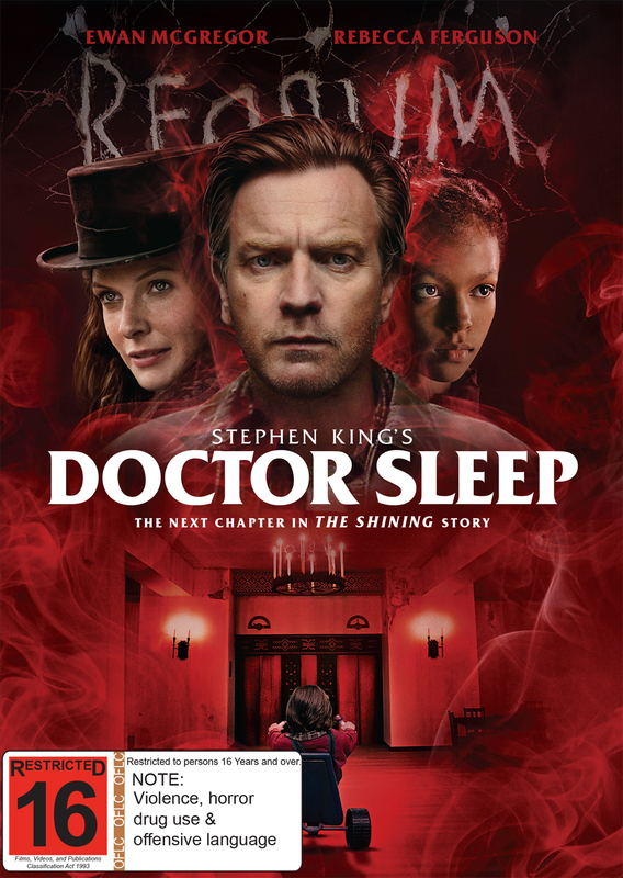 Doctor Sleep on DVD