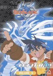 Beyblade Volume 9 on DVD