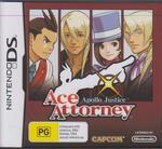 Apollo Justice: Ace Attorney for DS