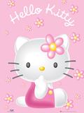 Hello Kitty Pink Mini Poster (788)