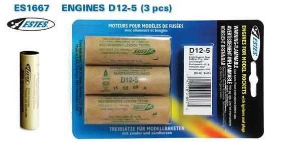 Estes D Rocket Engines D12-5 | at Mighty Ape NZ