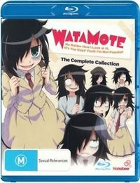 WataMote - The Complete Collection (2 Disc Set) on Blu-ray