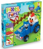 The Orb Factory: Pixel Pops - Country Chicken Jumbo Playset