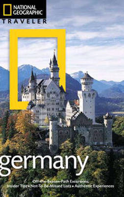 National Geographic Traveler: Germany, 3rd Edition by Michael Ivory image