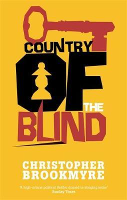 Country Of The Blind by Christopher Brookmyre image