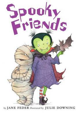 Spooky Friends by Jane Feder image