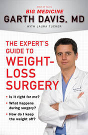 The Experts Guide to Weight Loss Surgery by Gareth Davis image